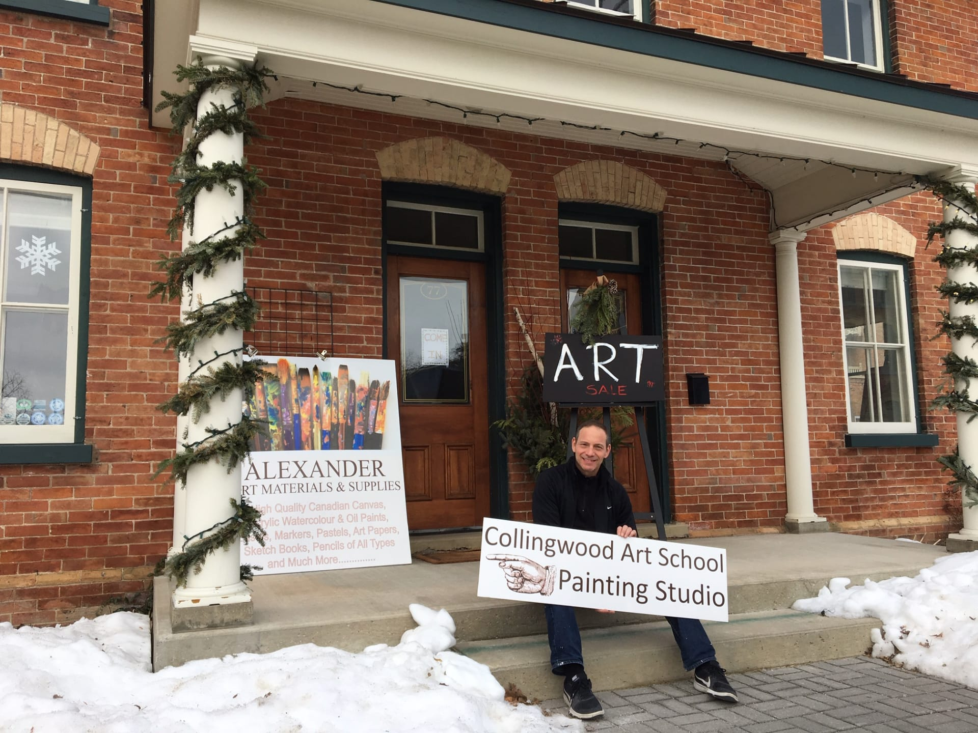 Featured Artist   Town of Collingwood
