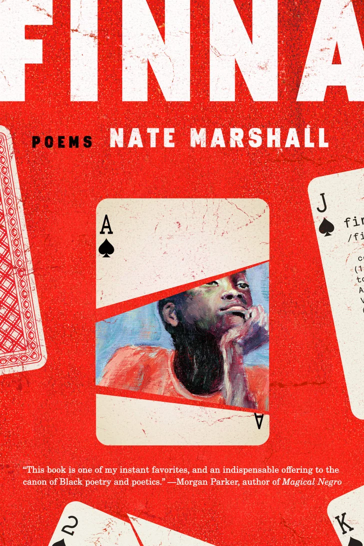 Cover of the book Finna by Nate Marshall