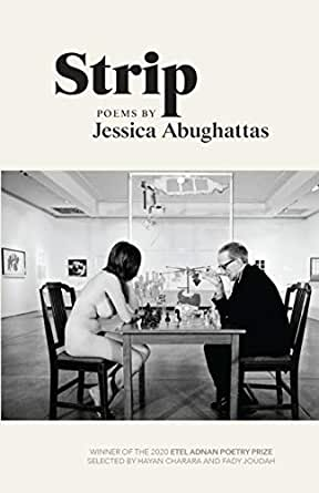 "Cover of the book ""Strip"" by Jessica Abughattas"
