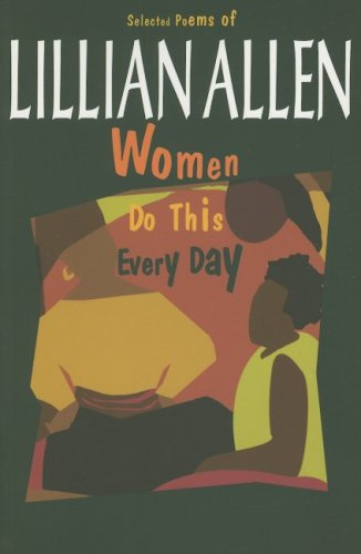 Cover image of Women do this Everyday by Lillian Allen