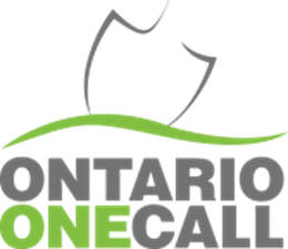 This is the logo for the Ontario One Call website