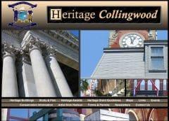 Image of Heritage Collingwood Logo