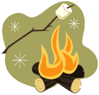 Open Air Fire graphic