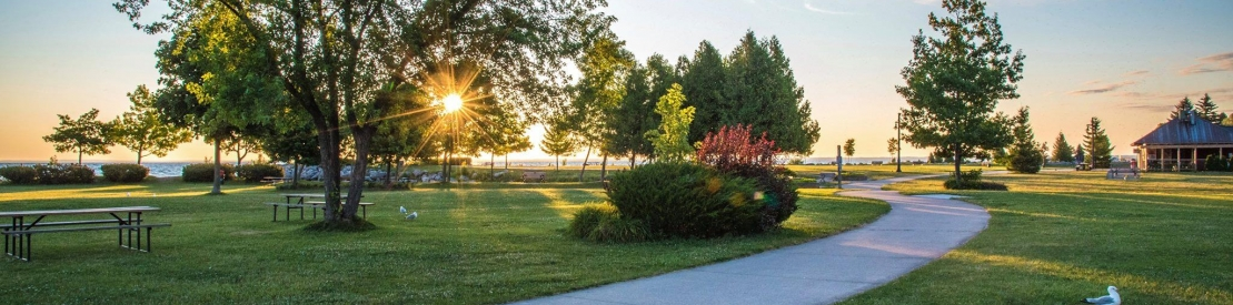 Sunset Point Park Image