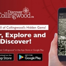 Discover Collingwood App