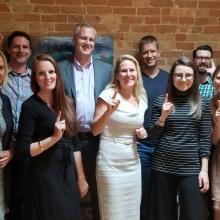 Photograph of #1 Entrepreneural Group