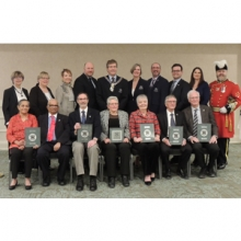 Mayors Levee