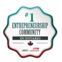 #1 in Ontario