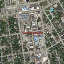 Pine Street Parking Lot