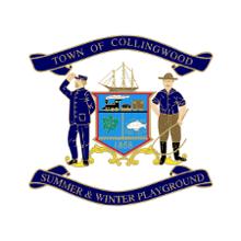 Collingwood Town Crest