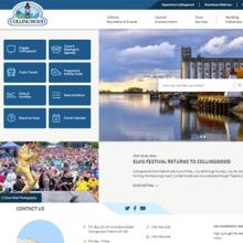 Collingwood Website