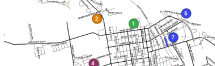 Water & Wastewater Map
