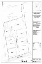 Draft Plan of Industrial Subdivision for Vandolders