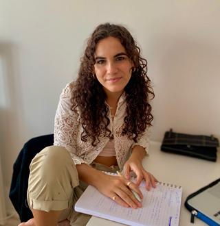 Collingwood Poet Laureate Claudia Ferraro