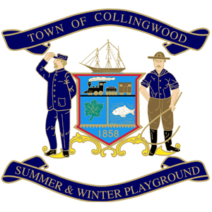 Town of Collingwood Crest
