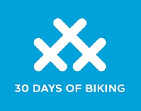 20 Days of Biking Challenge