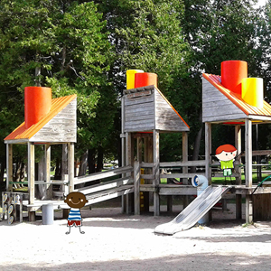 Sunset Point Park Playground